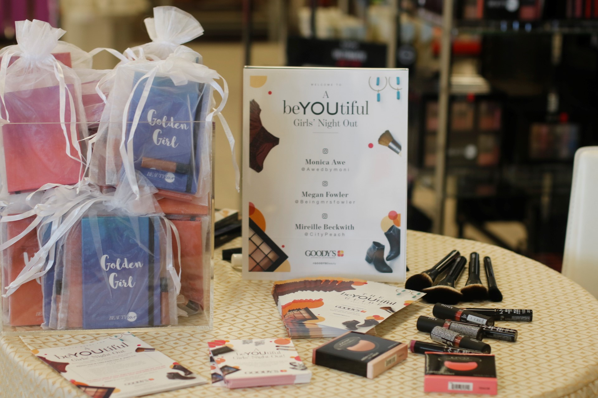 Being Mrs. Fowler and Friends BeYOUtiful Girls Event with Stage Stores 2