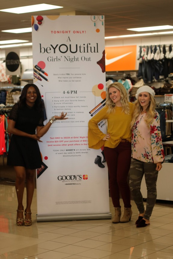 Being Mrs. Fowler and Friends BeYOUtiful Girls Event with Stage Stores