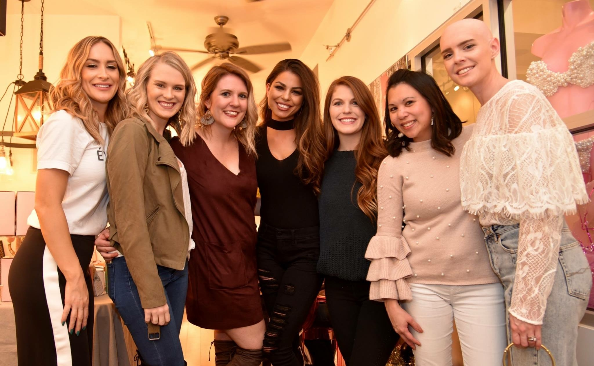 Savannah Influences at Fashion at Your Pace