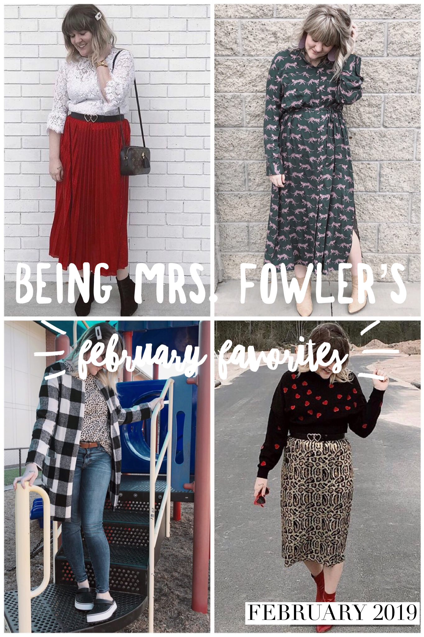 being mrs. fowler, savannah blogger, february favorites, valentine style, teacher outfit, modest fashion, outfit ideas, asos, shein, crocs, pinterest