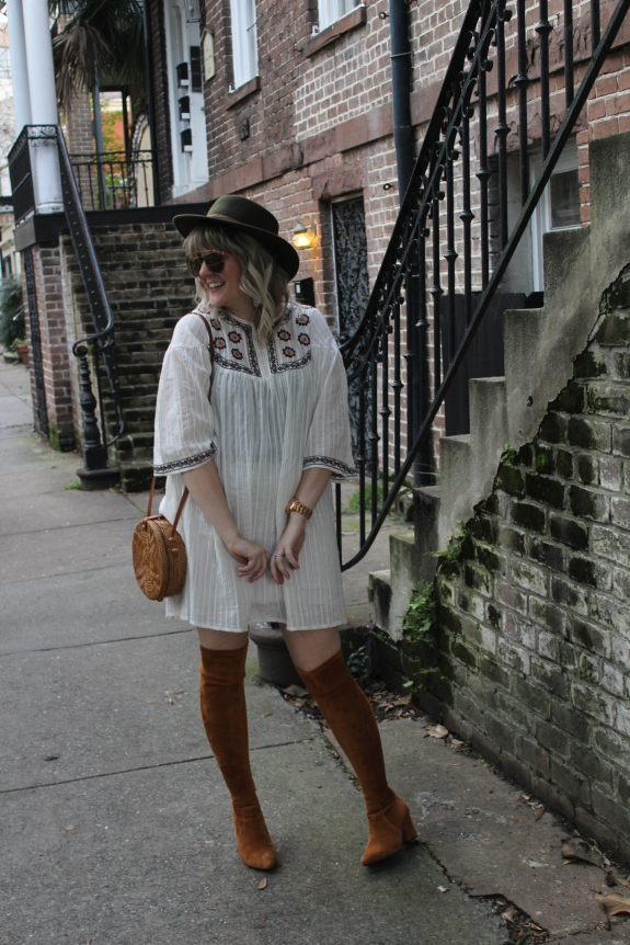 Savannah Blogger, Being Mrs. Fowler, Making Memories, Prioritizing What is Important, Chapes-JPL, Boho Style, Women's Fashion, Modest Style, Teacher Outfit