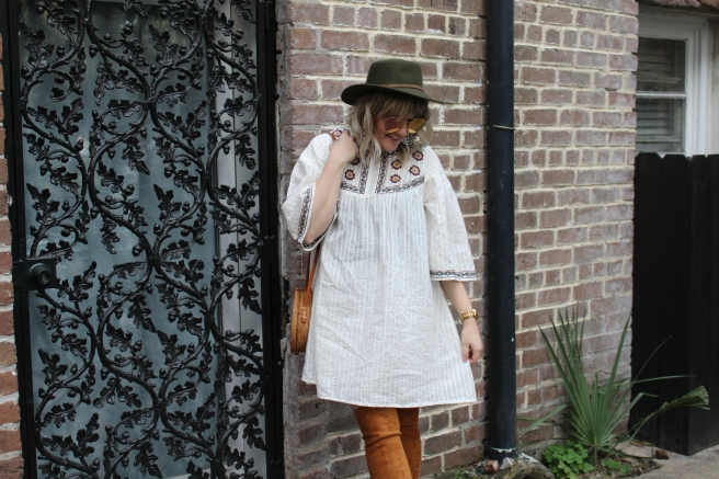 Savannah Blogger, Being Mrs. Fowler, Making Memories, Prioritizing What is Important, Chapes-JPL, Boho Style, Women's Fashion, Modest Style, Teacher Outfit (7)
