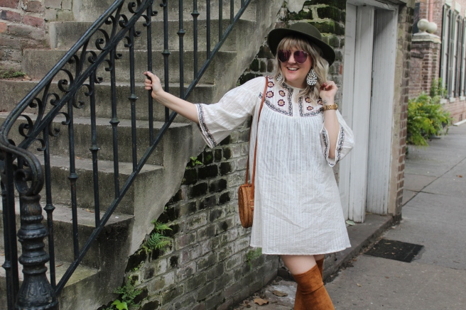Savannah Blogger, Being Mrs. Fowler, Making Memories, Prioritizing What is Important, Chapes-JPL, Boho Style, Women's Fashion, Modest Style, Teacher Outfit (8)
